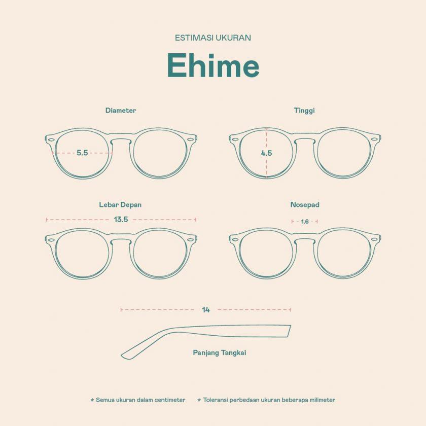 Frame Kacamata Ehime