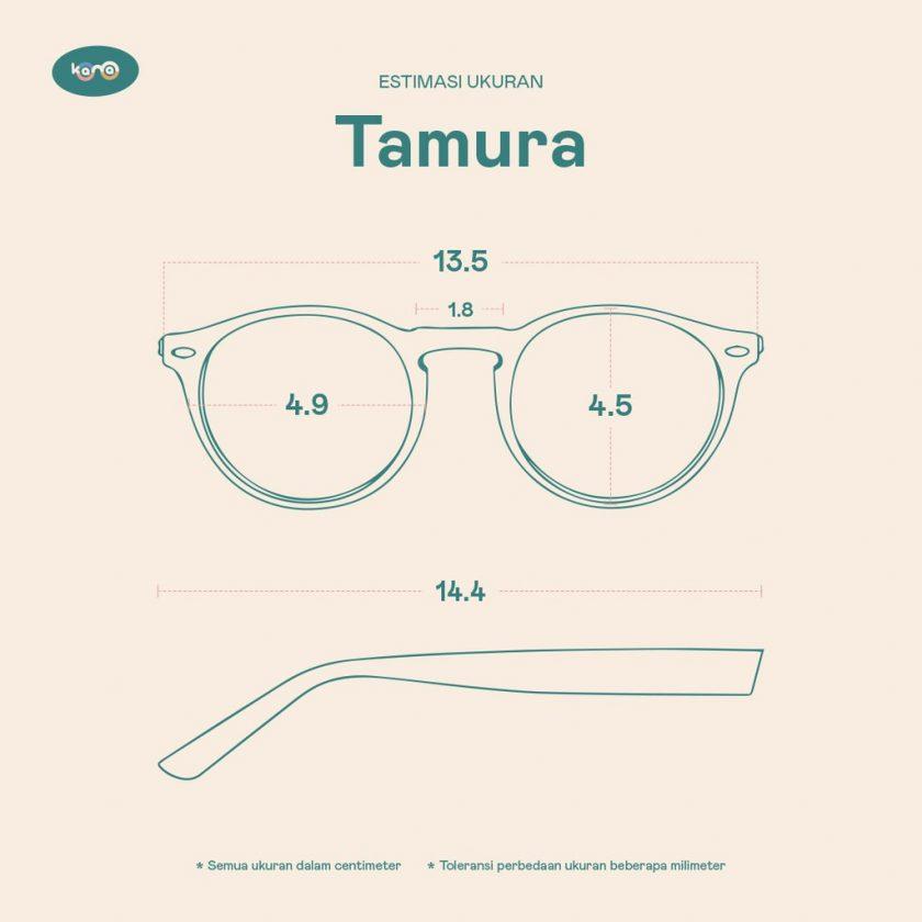 Frame Kacamata Tamura