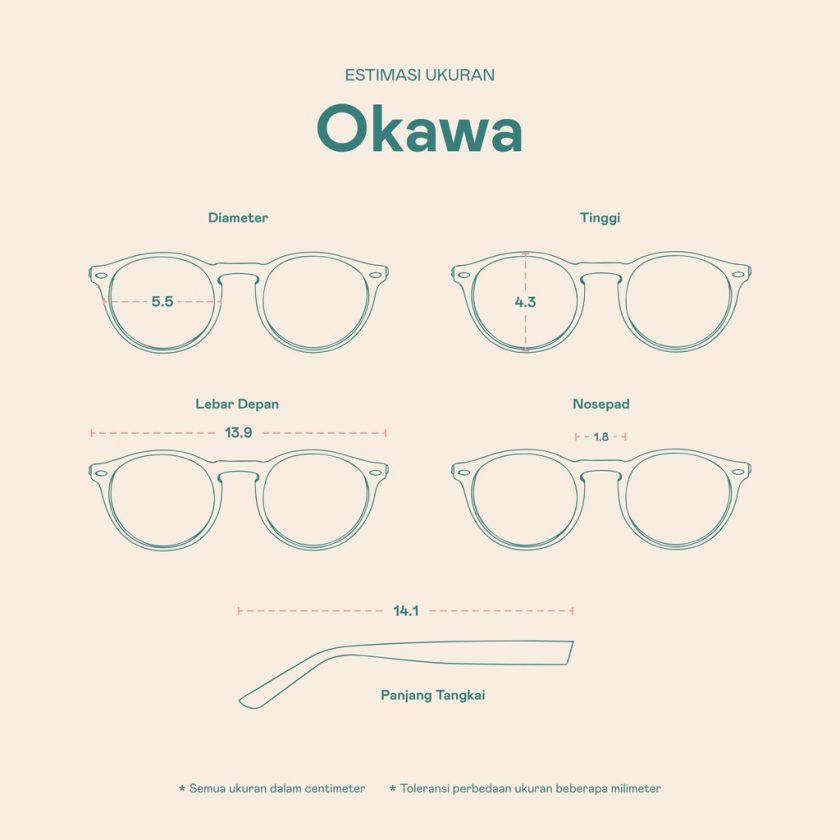 Frame Kacamata Okawa